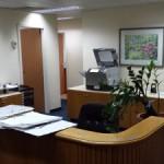 דוגמה למשרד עורכי דין קטן להשכרה