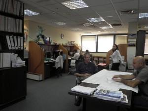 משרדים להשכרה בבניין מטופח ואיכותי