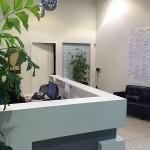 משרדים בבניין מטופח