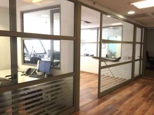 משרדים בעיצוב ייחודי