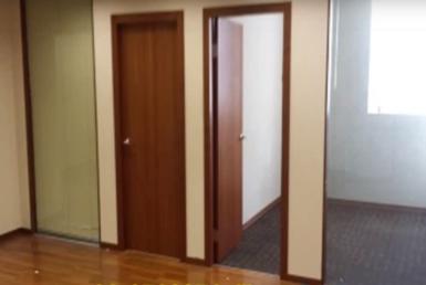 """205 מ""""ר משרדים להשכרה בקומה גבוהה במגדל משה אביב"""