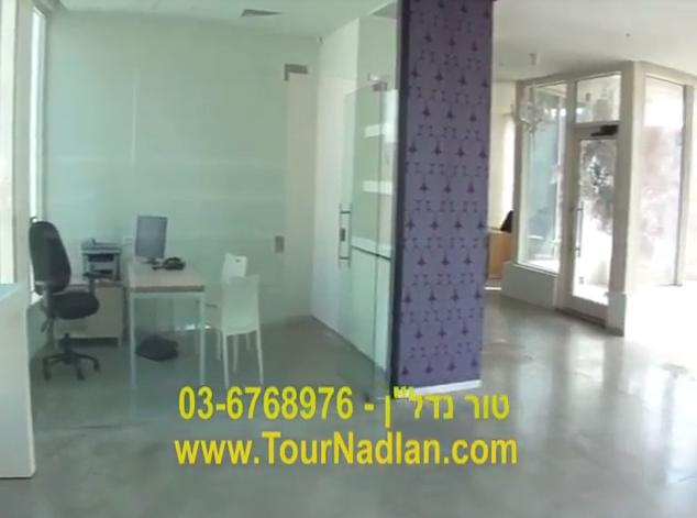 משרדים להשכרה בגודל 150 בדרום תל אביב