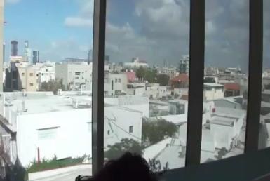 נוף ממשרדים להשכרה בגודל 150 בדרום תל אביב