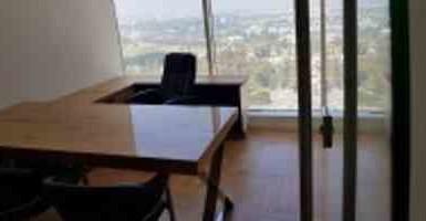 משרדים להשכרה כולל ריהוט במגדלי בסר 3, קומה גבוהה