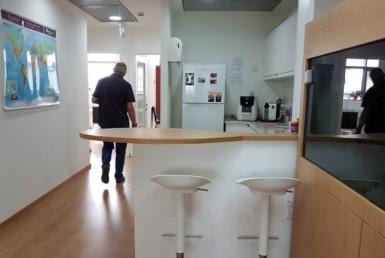 משרדים להשכרה בבורסה רמת גן בבנין בוטיק יפייפה ומיוחד