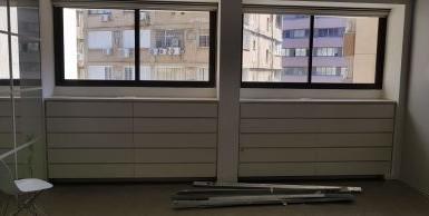 משרדים יפיפיים בבנין בוטיק בבורסה רמת גן
