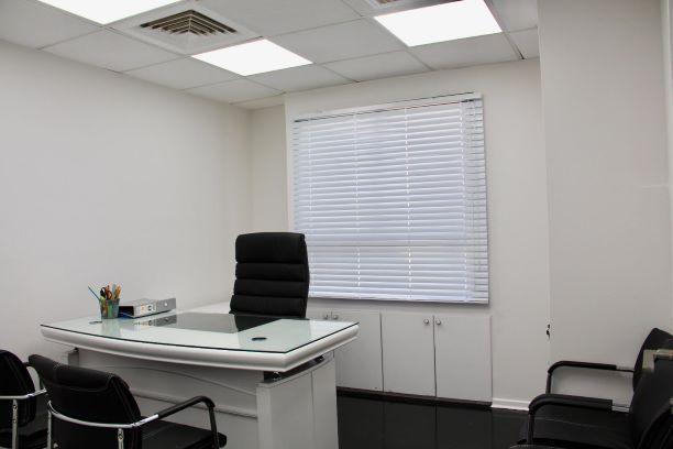 משרדים מעוצבים להשכרה
