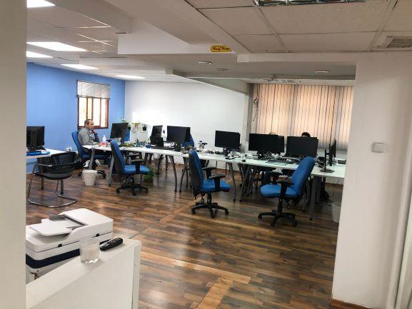 מרחב עבודה במשרדים להשכרה בגזרת יד חרוצים ברמה גבוהה ובמחיר נוח