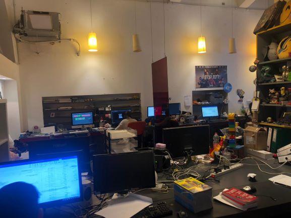 משרדים מיוחדים בגודל 240 מר להשכרה בלב תל אביב