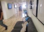 מסדרון המשרד - לב תל אביב להשכרה