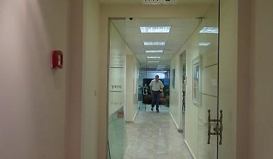 משרדים להשכרה בבורסה - במגדל בולט באזור