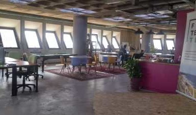 """842 מ""""ר משרדים בקומה גבוהה עם נוף לים לת""""א וליפו"""