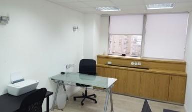 משרדים קומפקטיים להשכרה במגדל התאומים