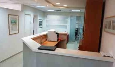 """200 מ""""ר להשכרה בבניין משרדים מטופח בלב הבורסה"""