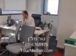 חדר מנהל 1250 מר משרדים במגדל חדש בא.ת חולון