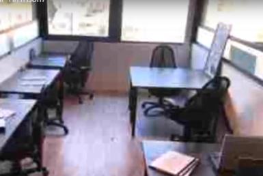 """15 מ""""ר משרדי We Work להשכרה במגדל שלום"""