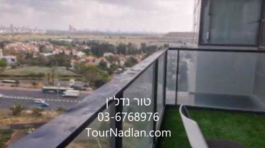 1250 מר משרדים במגדל חדש בא.ת חולון