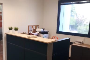 """320 מ""""ר משרדים בקרית אריה במתחם ירוק ופסטורלי"""