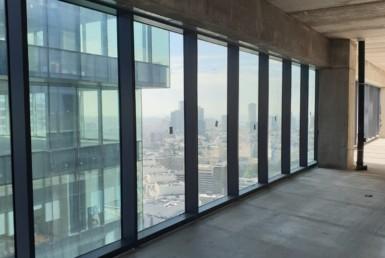 """משרדים למכירה במגדלי הארבעה החדשים בת""""א"""