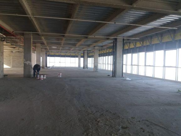 מגדל משרדים מפואר ויוקרתי מעל קניון עיר ימים בפולג, נתניה -חניון תת קרקעי