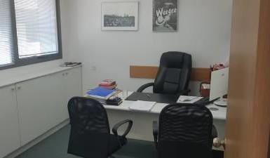 """190 מ""""ר משרדים להשכרה ליד אצטדיון נוקיה"""