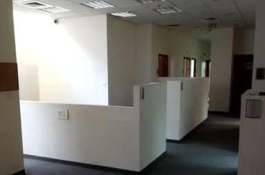 """418 מ""""ר משרדים להשכרה ביגאל אלון"""
