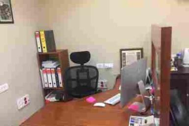 משרדים יפיפיים להשכרה במגדל משה אביב בבורסה, ק' גבוהה מאד