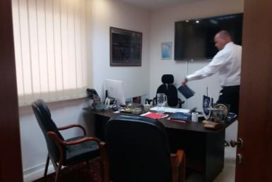 """1,300 מ""""ר משרדים ברמת גימור גבוהה באזור בית משפט השלום"""