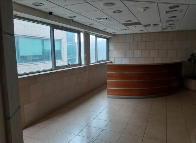 משרדים בעיר התחתית בחיפה