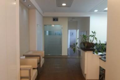 """305 מ""""ר בבנין משרדים מטופח ומעוצב אדריכלית. רמת גימור פרימיום"""