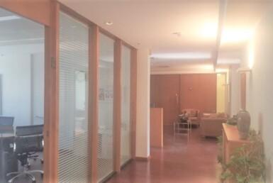 """124 מ""""ר משרדים להשכרה במגדל טויוטה, ק' גבוהה, נוף לים"""