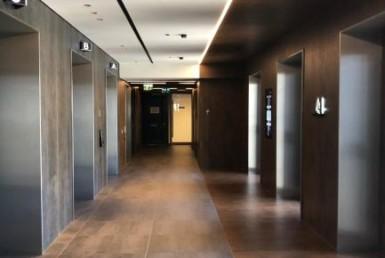 """300 מ""""ר משרדים להשכרה במגדל אמות החדש בבורסה"""