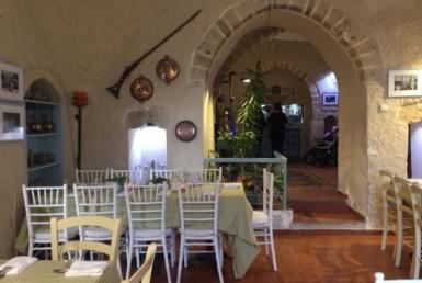 למכירה במרכז יפו העתיקה, גן אירועים / מסעדה /מועדון לילה, משקיפים לים