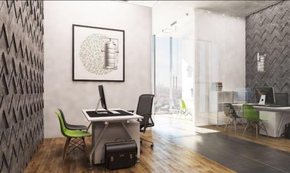 """16 מ""""ר משרד חדש למכירה במגדלי אלון החדשים"""