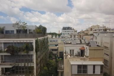 """150 מ""""ר משרדים להשכרה באזור עסקי שוקק בלב תל אביב"""