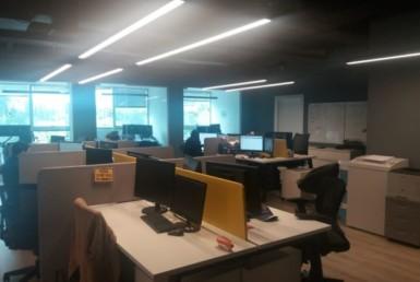 """650 מ""""ר משרדים בק' אריה בבנין ייצוגי ומפואר, ברמת גימור גבוהה"""