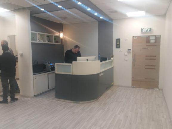 """220 מ""""ר, בבניין משרדים מטופח ונאה, באזור מבוקש, קרובים לרכבת"""