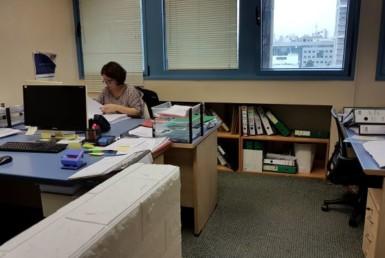 """250 מ""""ר בבניין משרדים ייצוגי ברח' התעשייה בא.ת. אור יהודה"""