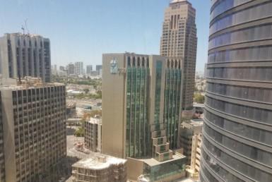 """380 מ""""ר משרדים ברח' היצירה בבורסה, במגדל ייצוגי ליד הרכבת"""