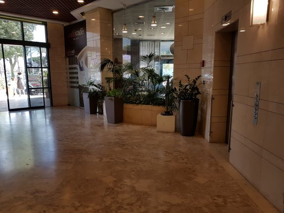 """1,500 מ""""ר משרדים בבניין משרדים מטופח וייצוגי ברח' הסדנאות"""