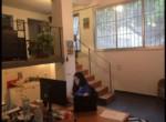 בבניין מגורים בלסקוב/ לאבן גבירול