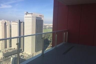"""135 מ""""ר משרדים עם מרפסת במגדלי בסר 3 בק' גבוהה."""