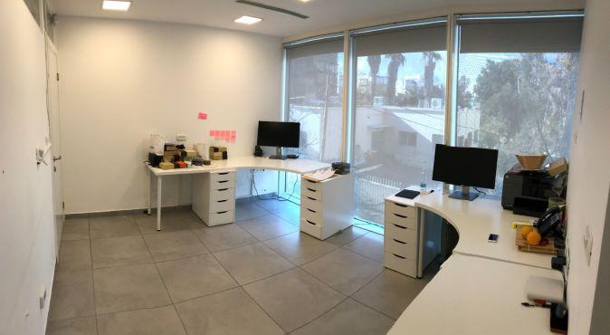 """145 מ""""ר בבניין משרדים מכובד ומיוחד בלב תל אביב"""