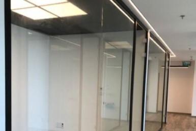 """103 מ""""ר משרדים יוקרתיים בק' גבוהה במגדלי הארבעה החדשים"""