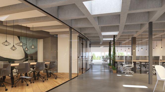 """312 מ""""ר משרדים להשכרה ברח' מונטיפיורי בבניין ייצוגי ושוקק חיים"""