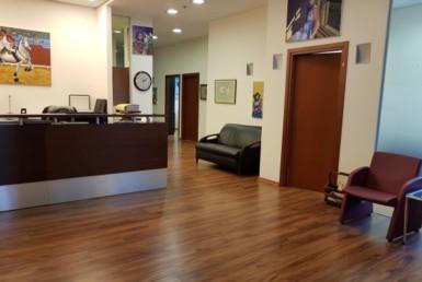 """315 מ""""ר במגדל משה אביב, ק' גבוהה, משרדי עורכי דין מרוהטים"""