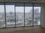 """במגדלי We החדשים בת""""א, 284 מ""""ר  חלונות ענקיים"""