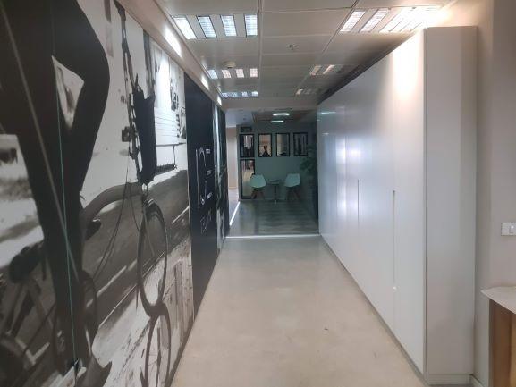 """מסדרון באלנבי תל אביב 444 מ""""ר"""