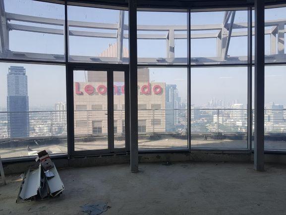 בית גיבור ספורט, מראה מהקומה