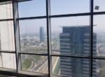 בית גיבור ספורט 1100 מר, נוף מהחלון